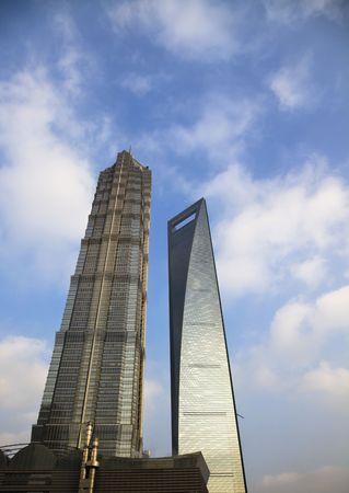 Jin Mao Tower & Shanghai World Financial Center(SWFC)