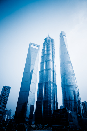 jin mao tower: Shanghai Tower, world Financial Center and Jin Mao Tower,tallest buildings in shanghai