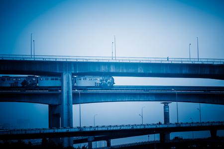 monorail: Chongqing Metro Monorail,china.