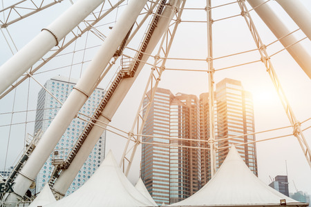 observation wheel: Observation Wheel, Hong Kong, China
