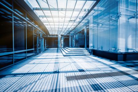 sunshade: modern office building Editorial