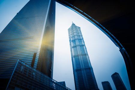 mao: jin mao tower,shanghai