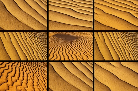 detai: types of sand