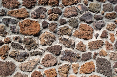 image of stone wall as background Stock Photo - 14752928