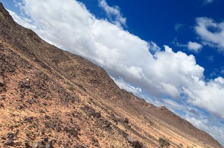 vadi: desert of western Sahara, zamur region