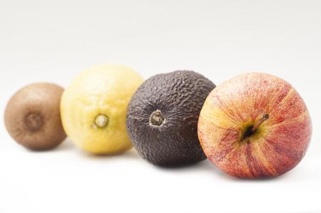 fruit variety Stock Photo