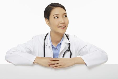 medical personnel: Medical personnel smiling