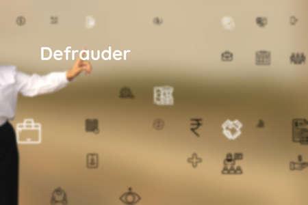 highlight by Defrauder, quorum, rascal, perjurer, hustler, trickster, curvicaudate, racketeer, moocher, faker