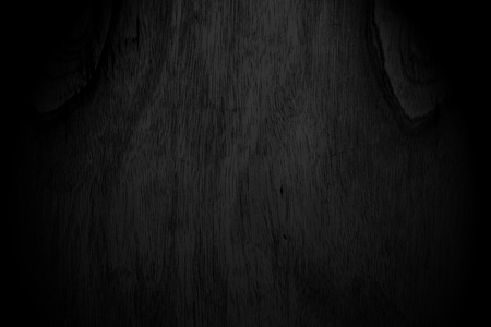 black background wood texture
