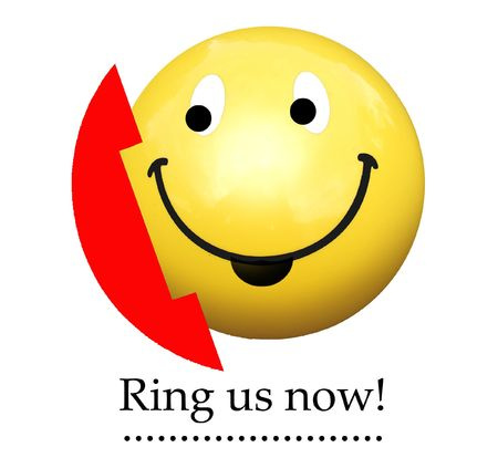removals: Smily on the phone