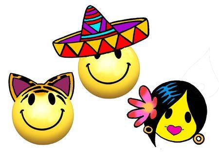 ViVa MEXICO! Stock Photo