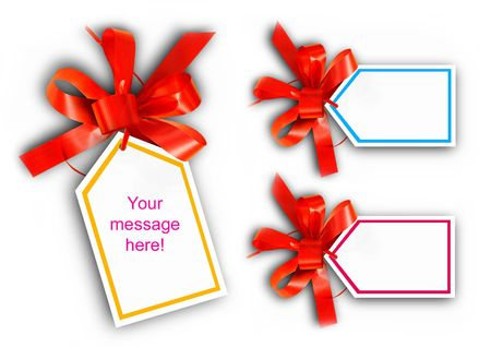 Red Ribboncards greetings