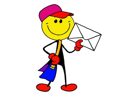got: Smiley... youve got mail