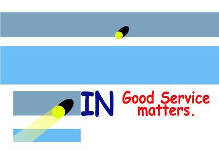Go Service matters!
