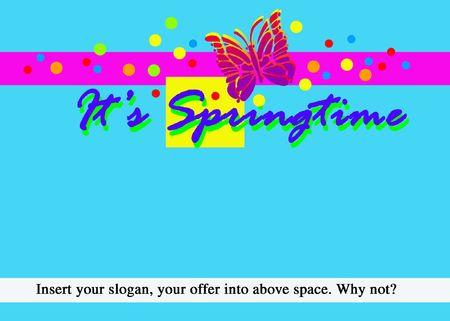 Its Springtime....banner