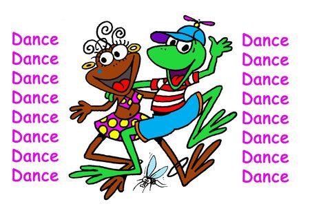 DANCE until the Tadpoles come!