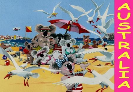WELLCOME TO KOALA BEACH!