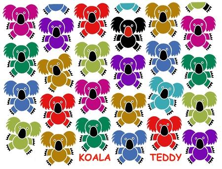 Koala Teddy Wrap