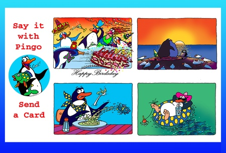 Send a Pinguin