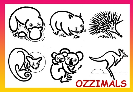 Ausralias Best Loved Animal Logos