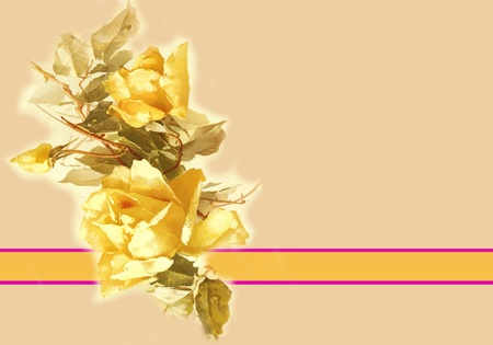 Say it with Yellow Roses