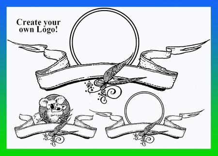 D.I.Y.Logo Stock Photo - 9611903