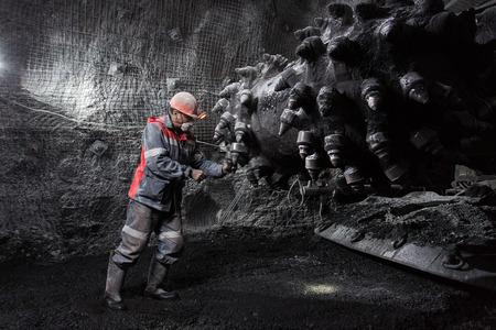 underground werknemer
