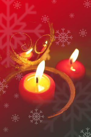 christmas background Stock Photo - 10901488