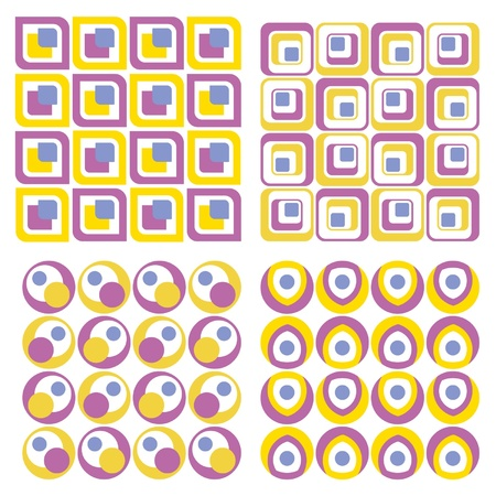 seamless tile collection Stock Vector - 17727282