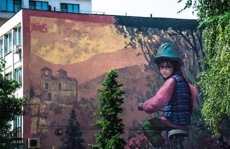 Asenovgrad, Plovdiv  Bulgaria - 08012018: Asens Fortress 新聞圖片