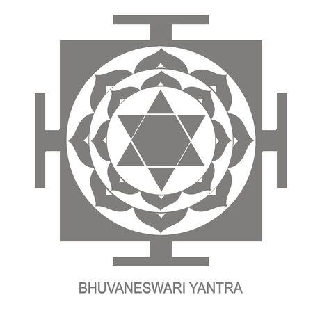 Bhuvaneswari Yantra Hinduism symbol