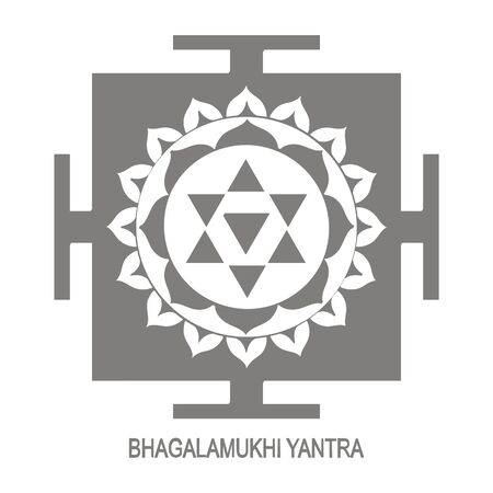Bhagalamukhi Yantra Hinduism symbol