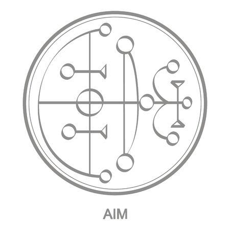 Sigil of demon aim