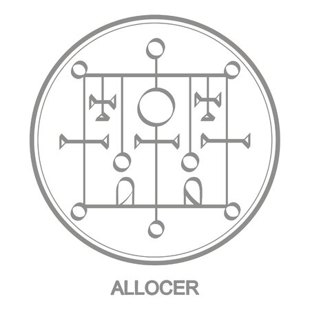 Sigil of demon allocer