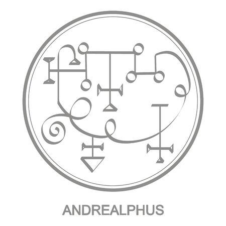 Sigil of Demon Andrealphus