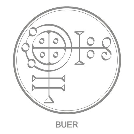 Sigil of demon buer
