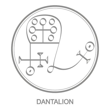 Sigil of demon dantalion