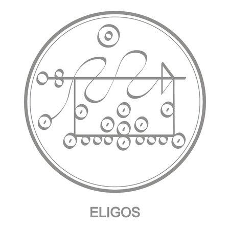 Sigil of demon eligos