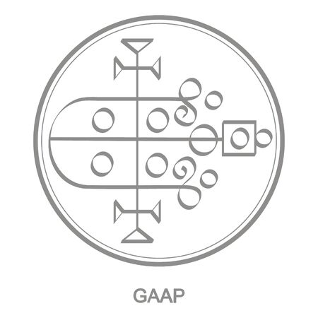 Sigil of demon gaap