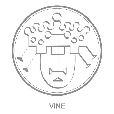 Sigil of demon vine