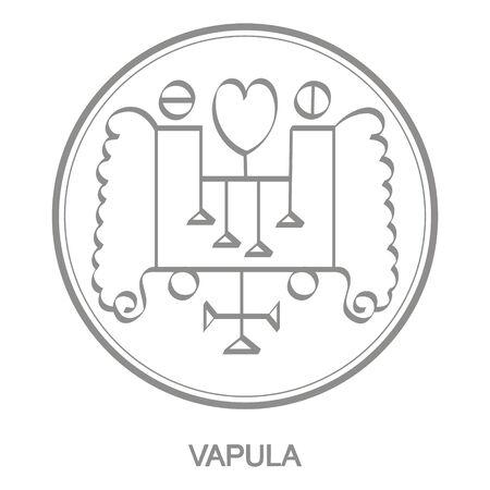 Sigil of demon vapula