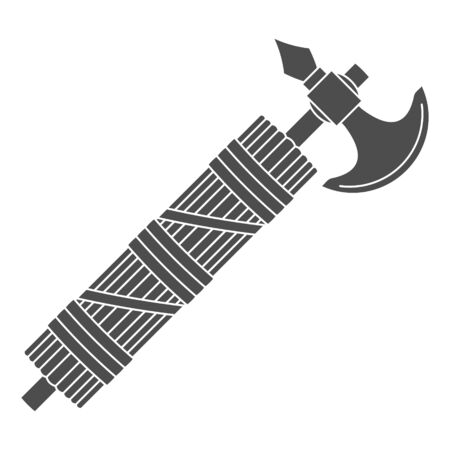 icon with Roman Fasces