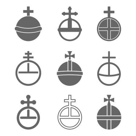 vector set with Globus cruciger