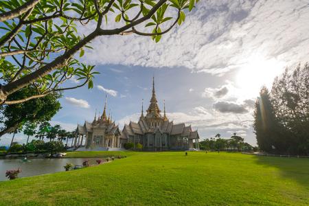 Wat None Kum in Nakhon Ratchasima province Thailand.