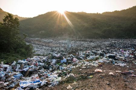 garbage zone