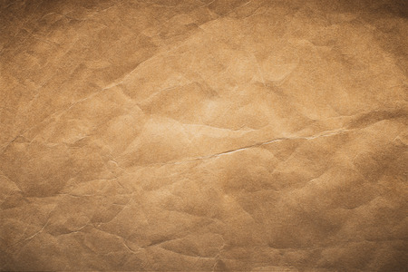 Brown old paper texture, vintage paper background. Stock Photo