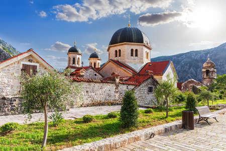 Church of St. Nicholas in Kotor, Montenegro.