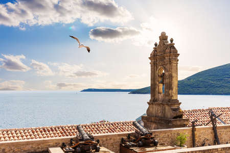 Monument to the Heroes of the Naval Battles on the Adriatic, Herceg Novi