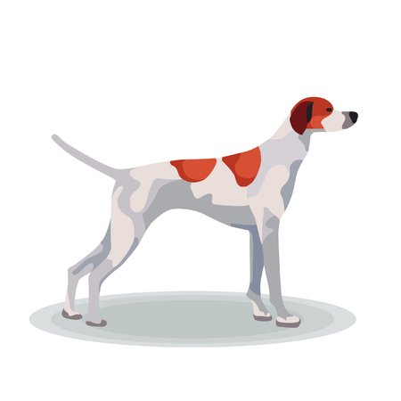 Illustration - Pointer on White Background Ilustrace
