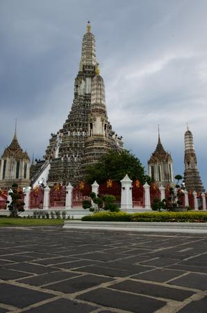 pra: Pra prang,Thailand Bangkok